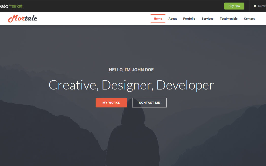 10 Best HTML5 One Page Website Templates