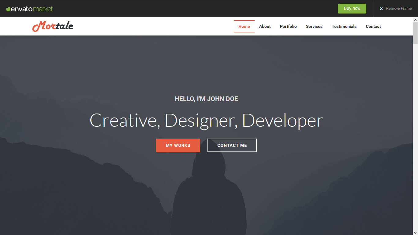 10 Best HTML5 One Page Website Templates | Themey Themes